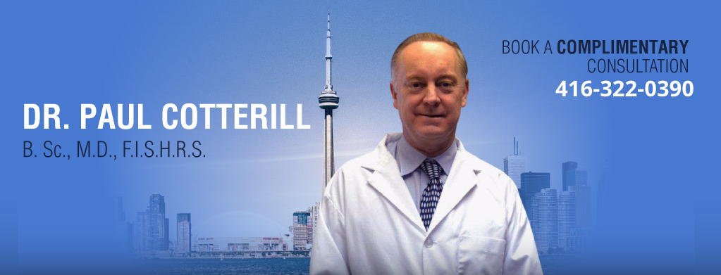 Dr. Paul Cotterill